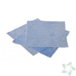Microvezeldoek Blauw (40 x 38 cm)