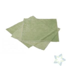 Microvezeldoek Groen (40 x 38 cm)