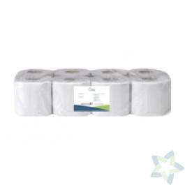 Toiletpapier 2-laags, 400 vel, 12 x 8st. / pak