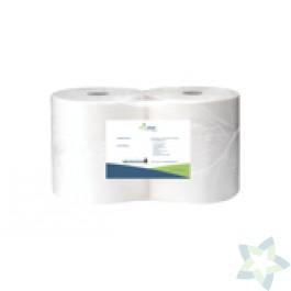 Toiletpapier maxi-jumbo, 2-laags 400 meter