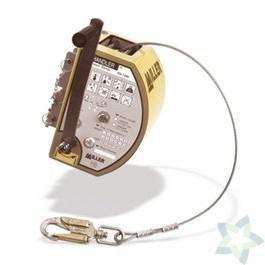 Manhandler voor materiaal met gegalvaniseerde kabel