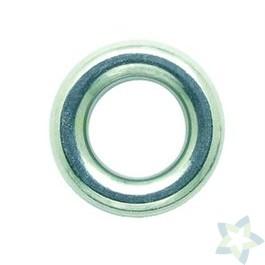 Aluminium ring voor Positioneringssysteem voor ButterFly II en Dragonfly