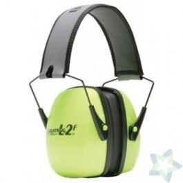 Howard Leight Leightning Hi Visibility oorkappen L2FHV, SNR 32dB