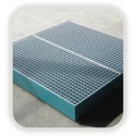 Lekbak t.b.v. Reinigingstafel 200 (1200x1200x150 mm)