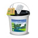 Ecowash Wipes, emmer 150 doekjes