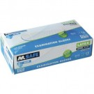 M-Safe 4161 disposable latex handschoen, doos=100st.